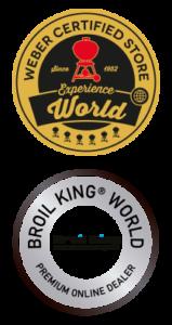 broil king - weber