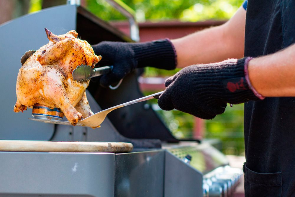 receta barbacoa de pollo