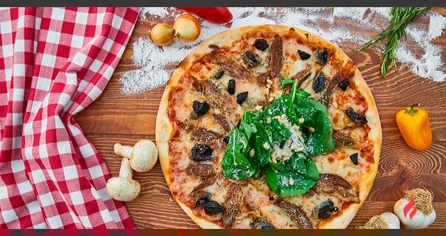 Cómo hacer pizza barbacoa Weber Ingredientes