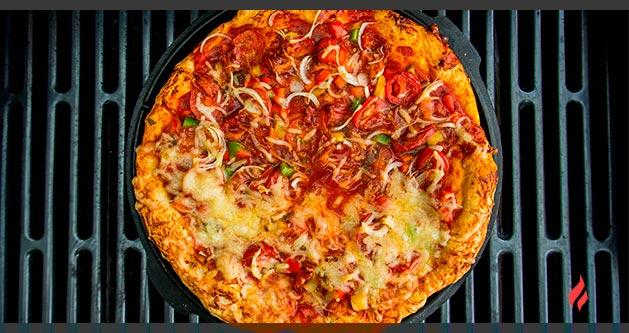 Dónde comprar barbacoa Weber hacer pizza perfecta