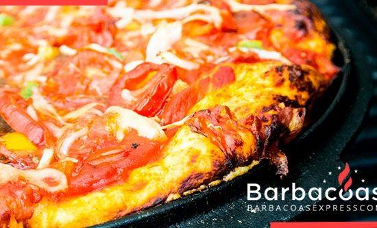 Cómo hacer una pizza perfecta en tu barbacoa Weber