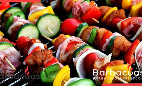 Mejores verduras para una barbacoa perfecta