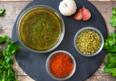 ¿Cómo hacer salsa Chimichurri?