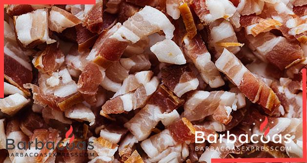 ¿Es lo mismo el bacon que la panceta?